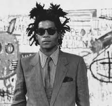 Watched Basquiat ALL weekend for inspiration...